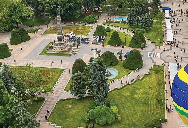 Инвестиционен профил на Община Русе